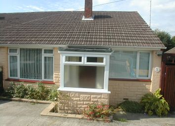 Thumbnail 2 bed bungalow to rent in Coxford Close, Southampton