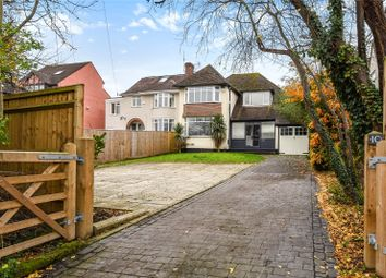 Thumbnail 4 bed semi-detached house to rent in Barton Lane, Headington