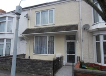 Thumbnail 5 bed terraced house to rent in Alexandra Terrace, Brynmill, Swansea.