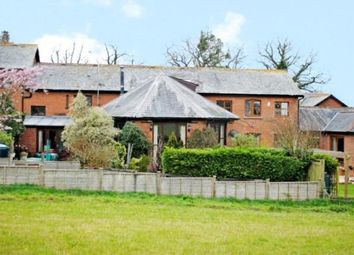 Thumbnail 3 bed barn conversion for sale in Buckerell, Honiton