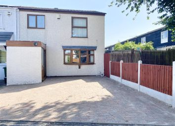 Thumbnail 4 bed end terrace house for sale in Cambridge Drive, Marston Green, Birmingham