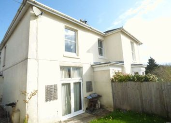 Thumbnail 2 bed semi-detached house for sale in Glanville Road, Tavistock
