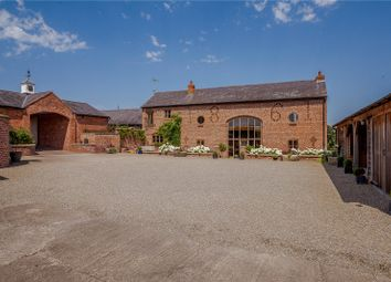 Thumbnail 4 bed barn conversion for sale in Whitchurch Road, Bangor-On-Dee, Wrexham, Clwyd