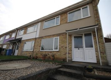 Thumbnail 3 bedroom end terrace house to rent in Fallowfield Close, Norwich