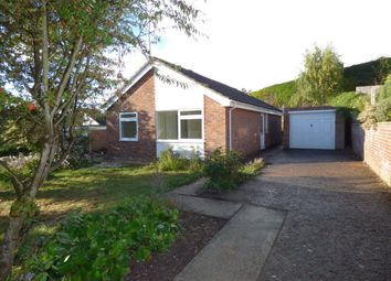 Thumbnail 3 bedroom detached bungalow for sale in Starre Road, Bury St. Edmunds