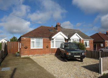 Thumbnail 3 bed semi-detached bungalow for sale in Morpeth Avenue, Totton, Southampton