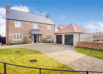 Thumbnail 5 bed detached house for sale in Holly Farm Close, Martin