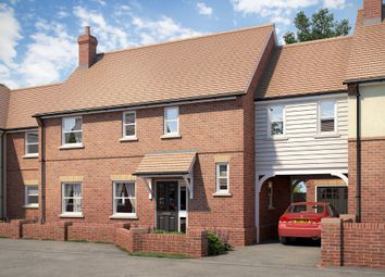 Thumbnail 4 bed link-detached house for sale in Bromley Road, Colchester