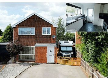 Thumbnail 3 bed detached house for sale in Deans Way, Higher Kinnerton, Chester