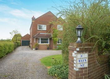 Thumbnail 4 bed detached house for sale in Main Street, Askham Bryan, York