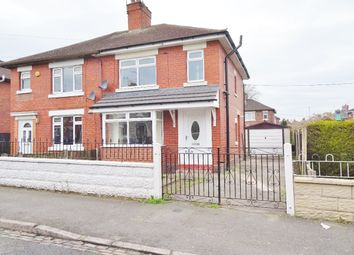 Thumbnail 3 bed semi-detached house to rent in Mollison Road, Meir