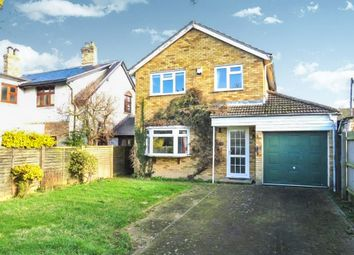 Thumbnail 3 bed detached house for sale in Green Street, Royston