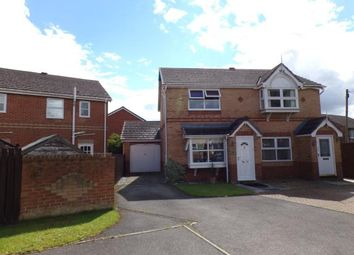 Thumbnail 2 bed semi-detached house for sale in Bennions Way, Catterick, Richmond, Catterick Village