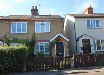 Thumbnail 2 bedroom semi-detached house for sale in North Street, Egham