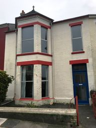 Thumbnail 4 bed terraced house to rent in Ford Park Road, Plymouth