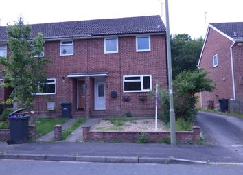 Thumbnail 3 bed end terrace house to rent in Shaftesbury Avenue, Purbrook, Waterlooville