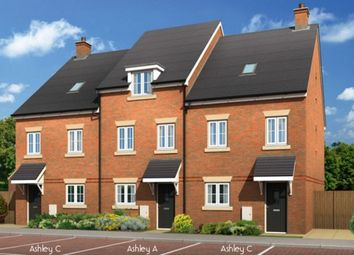 Thumbnail 4 bed town house for sale in The Ashley C, Cherry Tree Lane, Stockport