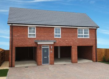 "Thumbnail 2 bedroom flat for sale in ""Alcester"" at Carters Lane, Kiln Farm, Milton Keynes"