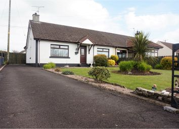 Thumbnail 2 bed bungalow for sale in Railway View Macfin Road, Ballymoney