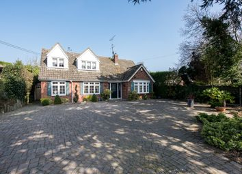 Thumbnail 3 bed detached house for sale in Peartree Lane, Danbury, Chelmsford