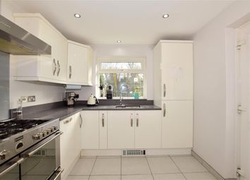 Thumbnail 4 bed semi-detached house for sale in Pizien Well Road, Wateringbury, Maidstone, Kent