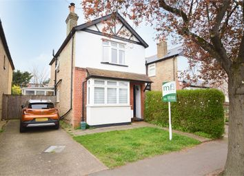 Thumbnail 3 bed detached house for sale in Dudley Road, Walton-On-Thames, Surrey