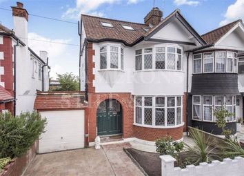 Thumbnail 5 bedroom semi-detached house for sale in Kenneth Crescent, Willesden Green, London