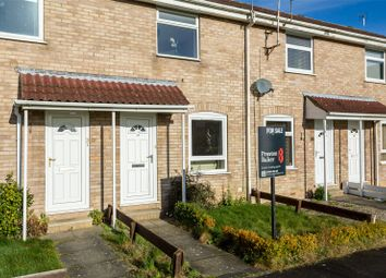 Thumbnail 2 bed terraced house for sale in Sycamore Close, Skelton, York