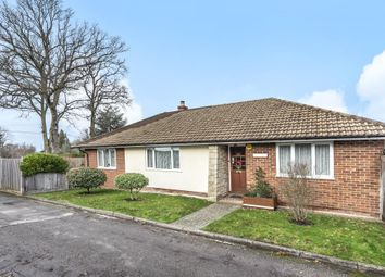 Thumbnail 3 bedroom detached bungalow for sale in Finchampstead, Wokingham