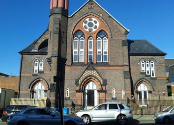 Thumbnail 1 bed flat to rent in St Peter's Church, High Park Street