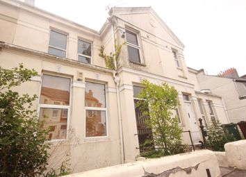 Thumbnail 3 bed maisonette to rent in Mount Gould Road, Plymouth