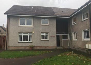 Thumbnail 1 bed flat to rent in Dormiston Road, Kirkmuirhill, Lanark
