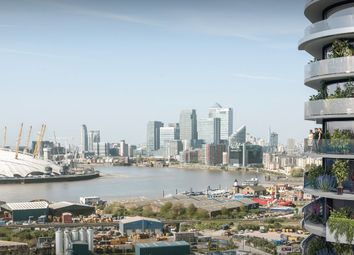 Thumbnail 2 bed flat for sale in Seagull Lane, London