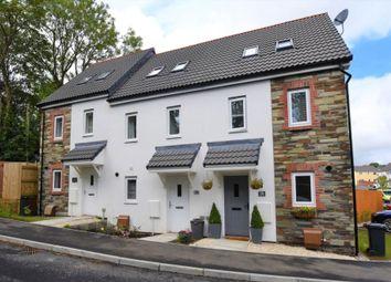 Thumbnail 3 bed terraced house for sale in Clover Drive, Liskeard, Cornwall