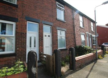 Thumbnail 2 bed terraced house to rent in Merton Road, Prestwich, Manchester