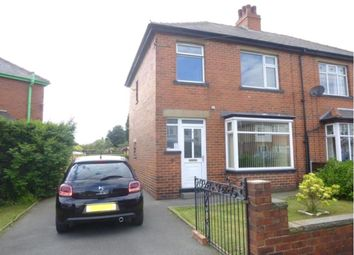 Thumbnail 3 bed semi-detached house to rent in Croftlands, Batley