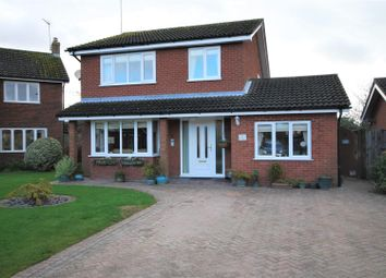 Thumbnail 3 bed detached house for sale in Herons Walk, Donington, Spalding