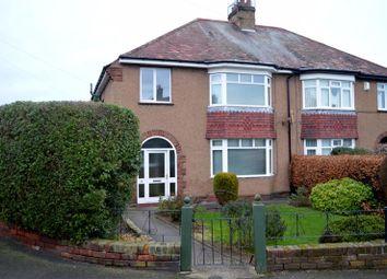 Thumbnail 3 bedroom semi-detached house to rent in Windsor Crescent, Berwick-Upon-Tweed