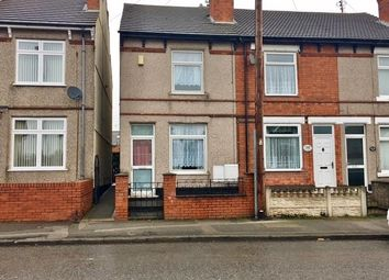 Thumbnail 2 bedroom terraced house for sale in Victoria Road, Kirkby-In-Ashfield, Nottingham
