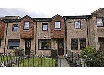 Thumbnail 3 bed terraced house for sale in Milnpark Gardens, Glasgow