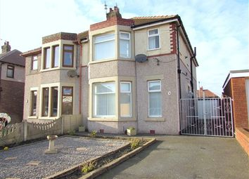 Thumbnail 3 bed property for sale in Waverley Avenue, Fleetwood