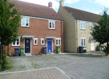 Thumbnail 2 bed property to rent in Linnet Road, Calne