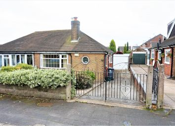 Thumbnail 1 bed semi-detached bungalow for sale in Fearns Avenue, Newcastle