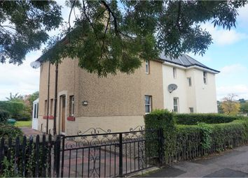 Thumbnail 3 bed semi-detached house for sale in Harley Street, Dunfermline