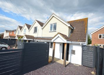 Thumbnail 3 bed end terrace house for sale in Lower Buckland Road, Lymington