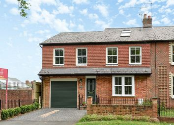 Thumbnail 5 bed semi-detached house for sale in Wellington Road, Crowthorne, Berkshire