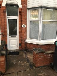 3 bed terraced house to rent in Barclay Street, Leicester, Leicestershire LE3