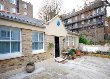 Thumbnail 1 bed cottage to rent in Clock Cottage, Addison Bridge Place, London