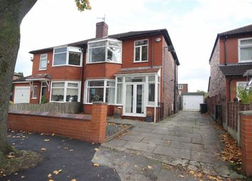 Thumbnail 3 bed semi-detached house for sale in Ashley Drive, Swinton, Manchester
