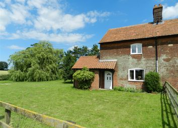Thumbnail 3 bed semi-detached house for sale in Barmer Cottages, Syderstone, King's Lynn